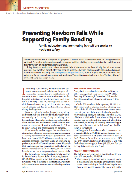 preventing-new-born-fall